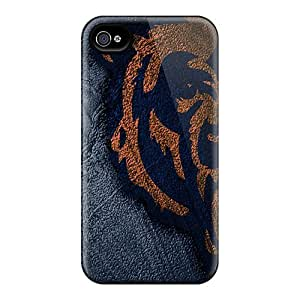 JasonPelletier Iphone 6plus Shockproof Hard Phone Covers Customized Beautiful Chicago Bears Image [KYO6702fUNX]