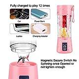 Portable Blender, Smoothies Personal Blender Mini