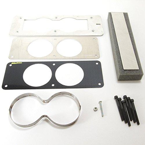 Auto Meter 50108 Gauge Works Dual ()