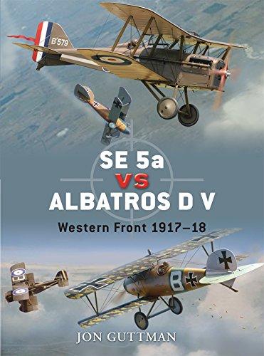SE 5a vs Albatros D V: Western Front 1917-18 (Duel)