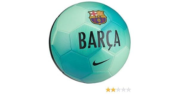 Nike Prestige FCB Balón Línea F.C. Barcelona, Unisex Adulto, Verde ...