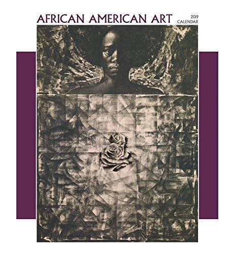 African American Art 2019 Calendar