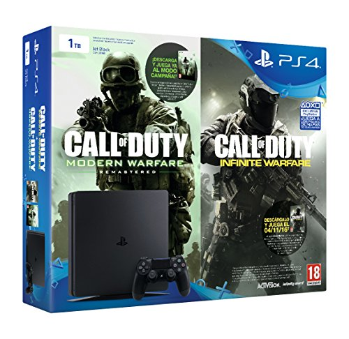 PlayStation-4-Slim-PS4-1TB-Consola-Call-Of-Duty-Infinite-Warfare-Call-Of-Duty-Modern-Warfare-Remasterizado