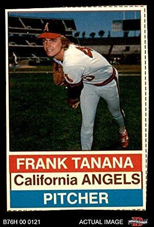 Amazoncom 1976 Hostess 101 Frank Tanana Los Angeles