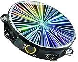 Remo TA410648 Tambourine (6-Inch) - Radiant Head