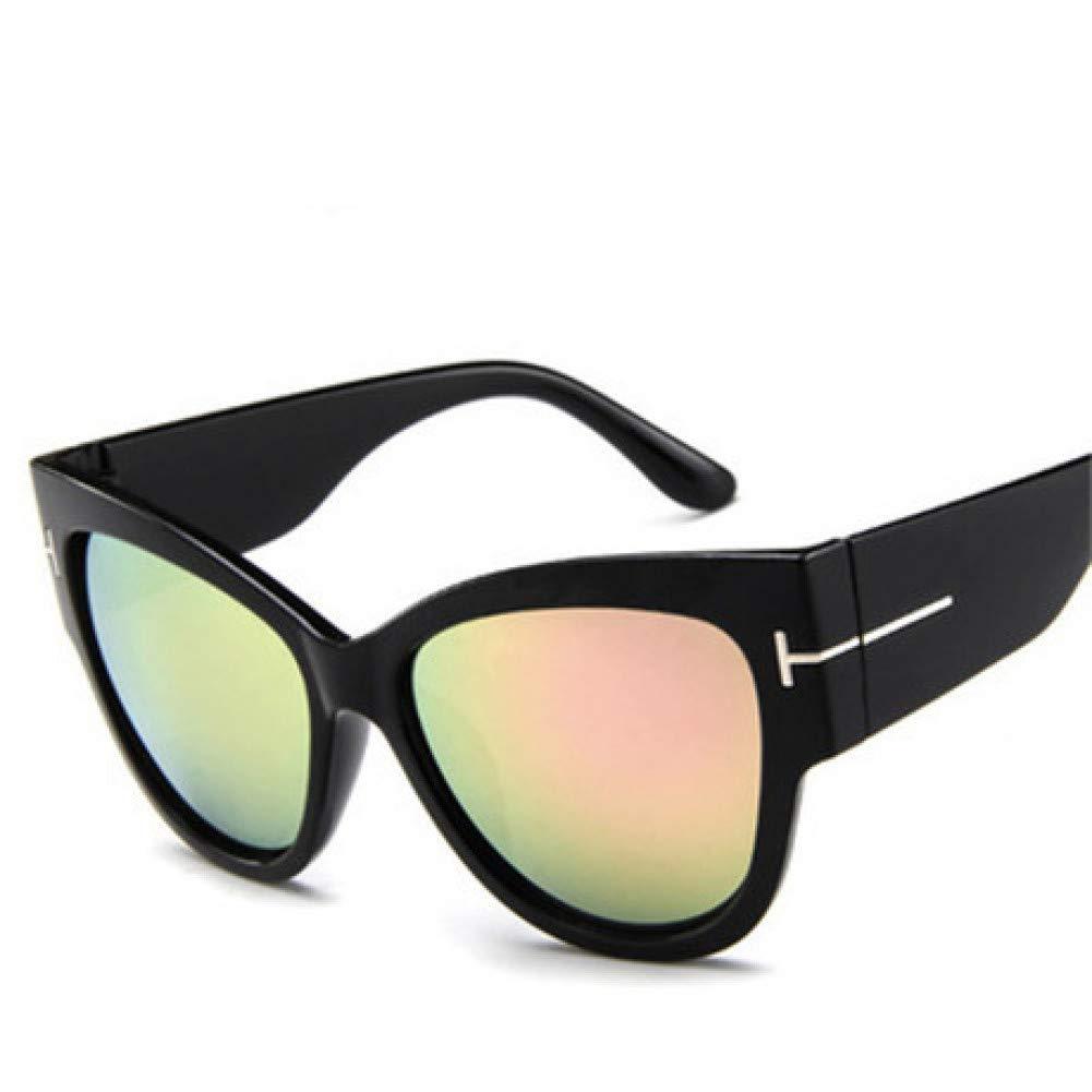 ZLULU Gafas De Sol Gafas De Sol Mujer Vintage T Half Cat Eye ...