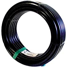 Raindrip 061050 5/8-Inch Poly Drip Watering Hose with 500-Feet Coil