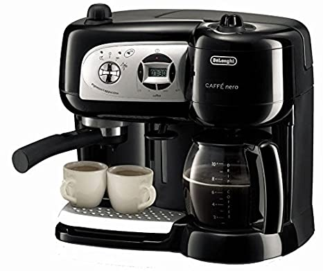 Amazon.com: DeLonghi 3-in-1 Café, Capuchino Y cafetera de ...