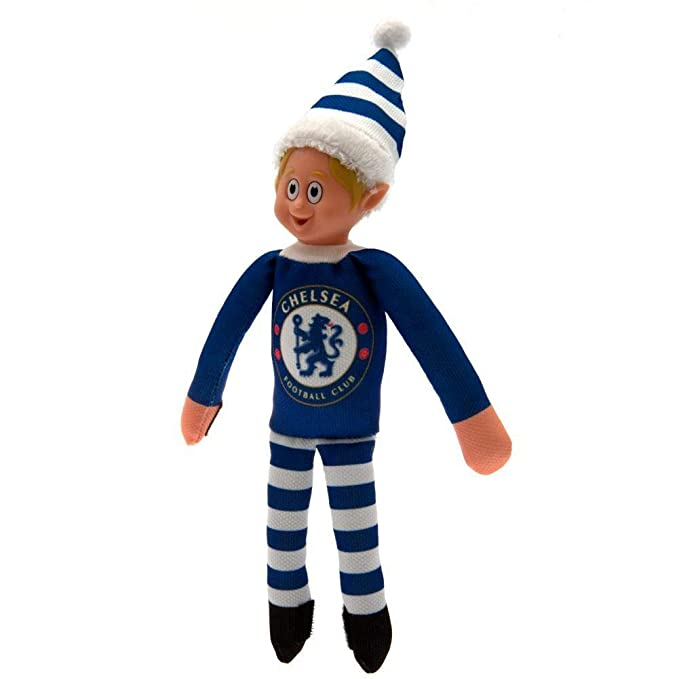 1d243408b29 Chelsea Team Elf Christmas Collectables  Amazon.co.uk  Sports   Outdoors