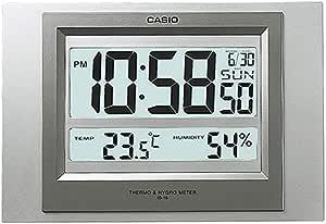 reloj de pared digital casio id 16 8df