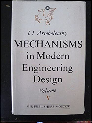 Mechanisms in Engineering Design - Vol 5, Part 1
