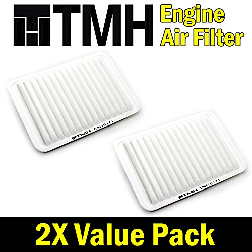 ( Pack of 2 ) TMH® TMH10171 GP171 ( CA10171 ) Premium Rigid EXtra Guard Panel Engine Air Filter
