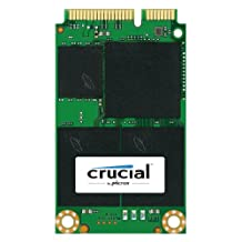 Crucial M550 512GB mSATA Internal Solid State Drive CT512M550SSD3