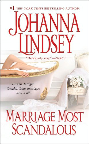Marriage Most Scandalous by Johanna Lindse