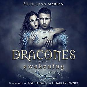 Dracones Awakening: Book One Audiobook