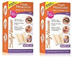 Sally Hansen Hair Removal Wax Strips-34ct, 2 pk