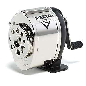 X-Acto Model KS Table- or Wall-Mount Pencil Sharpener (1031)