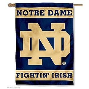 Amazon Com Notre Dame Fighting Irish Nd University