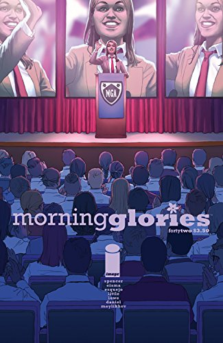Download Morning Glories #42 (MR) 9.4 + NM + 11/19/14+ IMAGE ebook