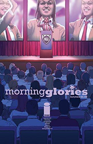 Morning Glories #42 (MR) 9.4 + NM + 11/19/14+ IMAGE pdf
