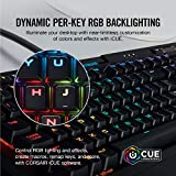 Corsair K70 RGB MK.2 Rapidfire Mechanical Gaming
