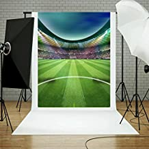 LiPing World Cup 2018 Theme Photography Backdrops 150×90cm/59×35.4in (C)