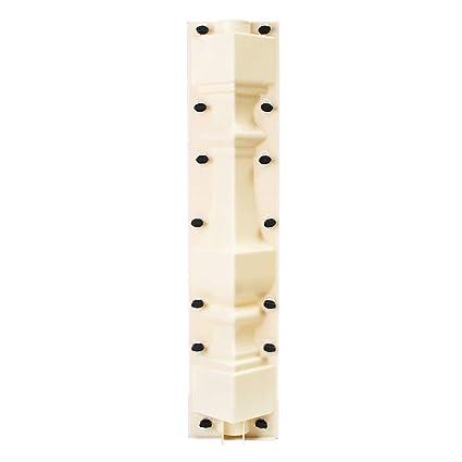 Moldes para hormigón y yeso de 70 cm