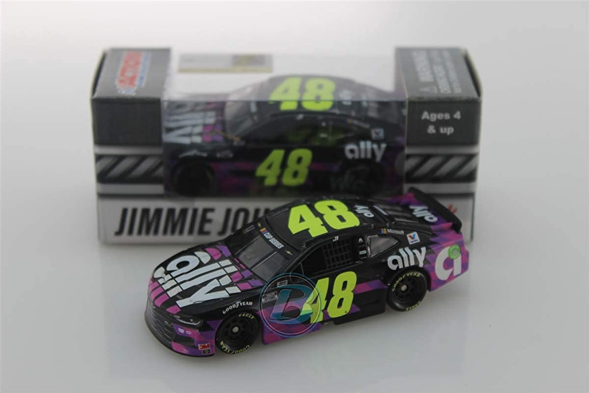 Lionel Racing Jimmie Johnson 2020 Ally Financial 1:64 Nascar Diecast
