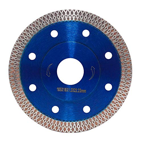 Supper Thin Diamond Tile Blade Porcelain Saw Blade for Cutting Porcelain Tile Granite Marbles (4