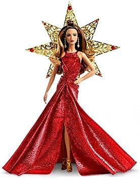 Amazon.es: Barbie Felices Fiestas, Morena, Color (Mattel DYX41 ...