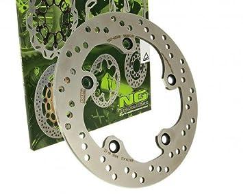Disco de freno NG 240 mm Kymco Xciting 250 300 500 ccm (trasero): Amazon.es: Coche y moto