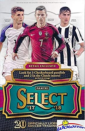 in the Clutch INSERT Lallana Inglaterra liverpool FC Panini Select Soccer 17//18