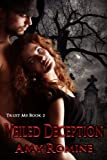 Front cover for the book Veiled Deception by Amy Romine