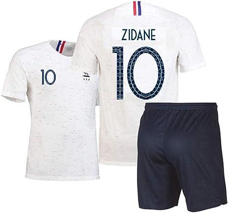 Uniforme Campeón Camiseta De Fútbol Camiseta De Manga Corta Pantalones Cortos Copa del Mundo,10,28(155-165CM): Amazon.es: Deportes y aire libre