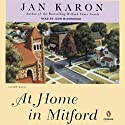 At Home in Mitford: The Mitford Years, Book 1 Audiobook by Jan Karon Narrated by John McDonough
