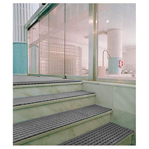 spas peluquer/ías caninas. Ideal para vestuarios Losa tarima desmontable N/áyade Block 30x30 marr/ón- Pack 12 Uds piscinas jardines