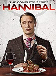 Hannibal: The Complete Series Collection Season 1-3 [DVD + Digital]