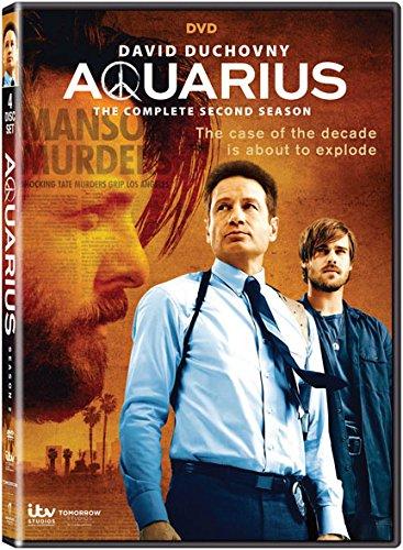 DVD : Aquarius: The Complete Second Season (4 Disc)