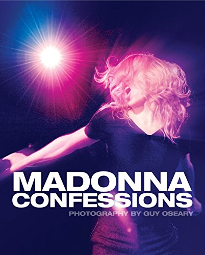 """In conjunction with this summer's most talked about concert, Madonna's highly anticipated """"Sticky and Sweet"""" Tour, powerHouse Books will release Madonna Confessions, the official book of quintessential images taken by über-manager Guy Oseary during t..."""