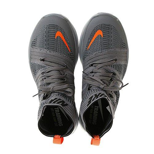Nike Herren Gratis Zug Virtue Trainingsschuhe Kühles Grau / Hyper Crimson