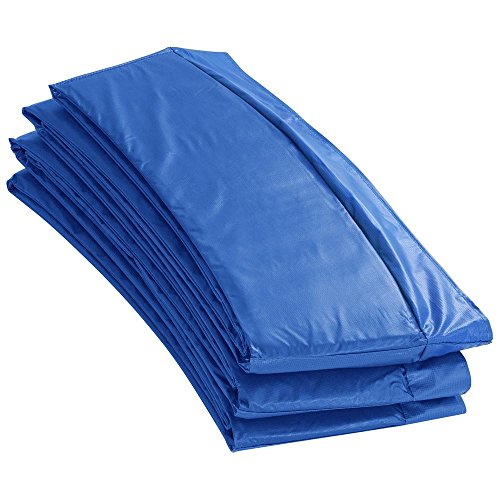 Pad Large Landing Cover - ACM GLOBAL Trampoline Accessories Safety Frame Pad Blue (12 Ft.)