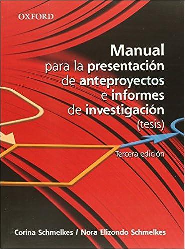 MANUAL CORINA SCHMELKES PDF DOWNLOAD