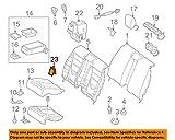 Mercedes Benz Genuine Access Panel 221-680-23-50