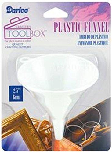 Darice Heavy Plastic Funnel 2 Inch