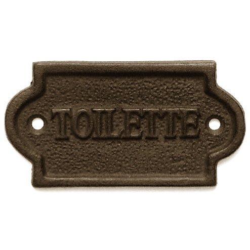 iron metal tin signs bath sign bathroom la toilette wall door plaque health. Black Bedroom Furniture Sets. Home Design Ideas