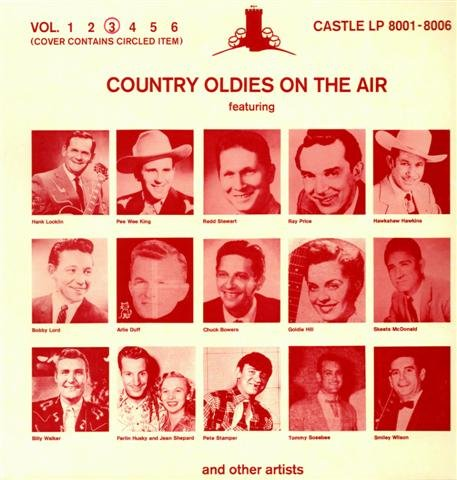 Various Artists-Country Oldies On The Air - Duff Stewart
