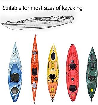 verstellbares Kayak Cockpit Cover Protector Tool   Verschiedene Wasserdichtes