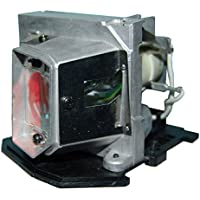 AuraBeam Replacement Projector Lamp For Optoma HD66 with Housing