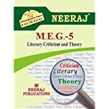MEG5-Literary Criticism & Theory (IGNOU help book for MEG-5 in English Medium)