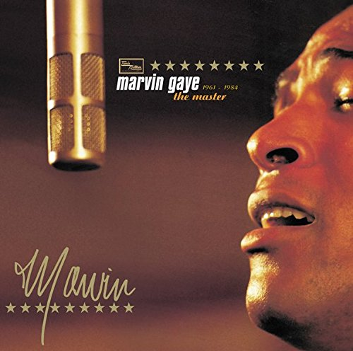Marvin Gaye. The Master   Buch + 4 CDs  EarBOOK